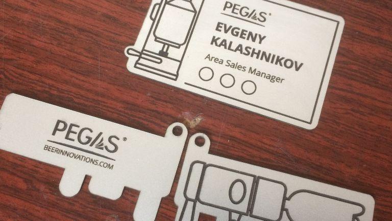 Лазерная резка и гравировка пластика в Новосибирске